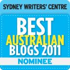 Best Australian Blogs 2011